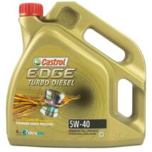 CASTROL EDGE TD 5W40 4L