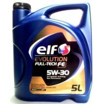 ELF EVOLUTION FULLTECH FE 5W30 5 L