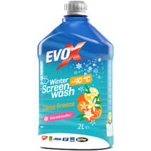 Evox Winter Citrus Breeze - 40 4 L