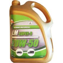 LM SUPER B 20W50 4 liter