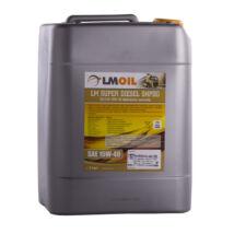 LM Super diesel SHPDO 15w40 9liter