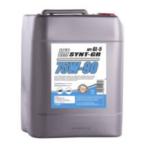 LM Synt-GR 75W90 GL-5 hajtóműolaj 9 Liter