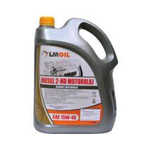 LM TURBO DIESEL 2-HD 15W40 5 liter