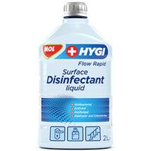MOL Hygi Flow Rapid 2L Felület fertőtlenítő folyadék