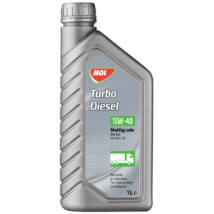 MOL Turbo Diesel 15W-40 1L