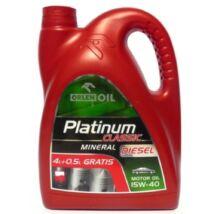 PLATINUM CLASSIC DIESEL MINERAL 15W40 4,5 L