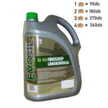 SL 55 FŰRÉSZ LÁNCKENŐ OLAJ 5 liter