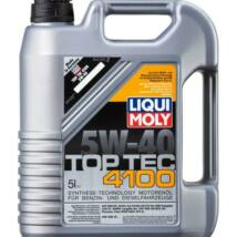 Top Tec 4100 5W-40 motorolaj 5L