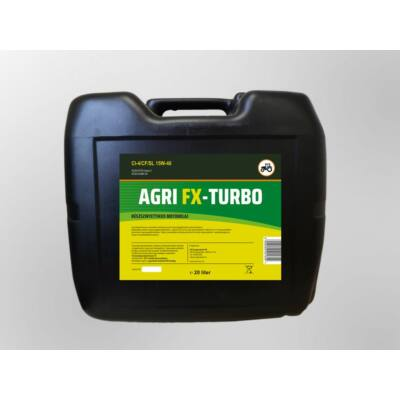 AGRI FX-TURBO 15W40 20 Liter