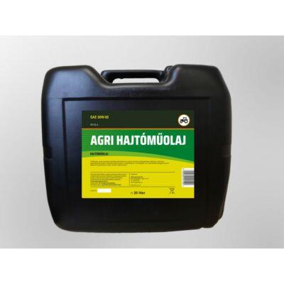 AGRI HAJTÓMŰOLAJ 80W90 20 liter