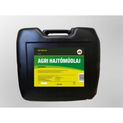 AGRI HAJTÓMŰOLAJ 85W140 20 liter