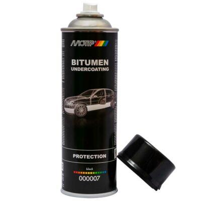 Alvázvédő bitumenes  fekete aeroszol 500 ml