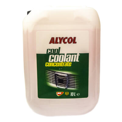 Alycol Cool concentrate fagyálló hűtőfolyadék 10L