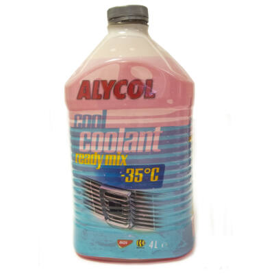Alycol Cool Ready -35 4L