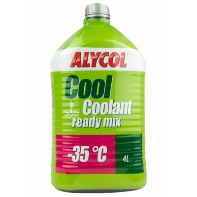 Alycol Cool Ready -35 fagyálló hűtőfolyadék 4L