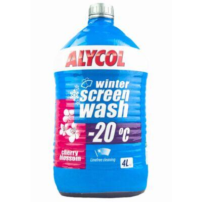 Alycol Winter Cherry Blossom -20 szélvédőmosó folyadék 4L