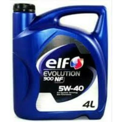 ELF EVOLUTION 900 NF 5W40 4 L