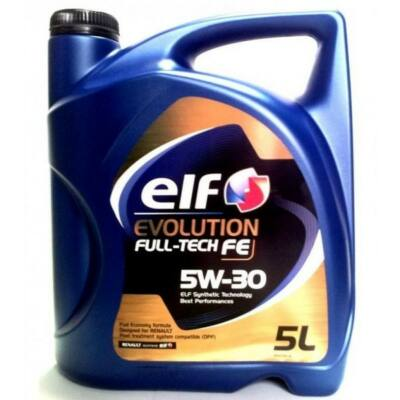 ELF EVOLUTION FULLTECH FE 5W30 5 L