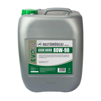 EVO OILS AGRO GEAR 80W90 GL-4 18L