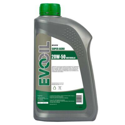 EVO OILS SUPER AGRO 20W-50 1L