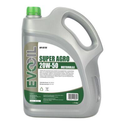 EVO OILS SUPER AGRO 20W-50 5L