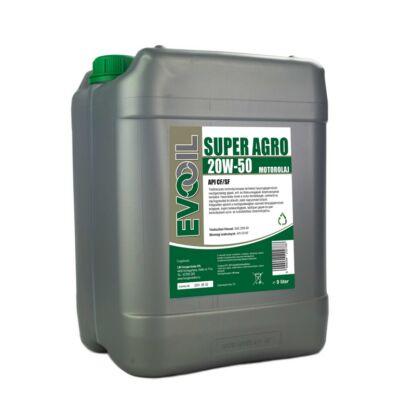 EVO OILS SUPER AGRO 20W-50 9L