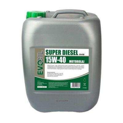 EVO OILS SUPER DIESEL 15w-40 18L