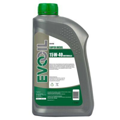 EVO OILS SUPER DIESEL 15w-40 1L