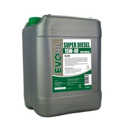 EVO OILS SUPER DIESEL 15w-40 9L