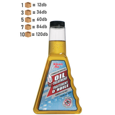 KLEEN FLO OIL TREATMENT 450ML