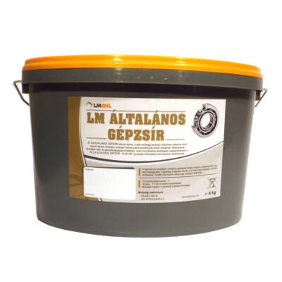 LM Általános kenőzsír 4 kg