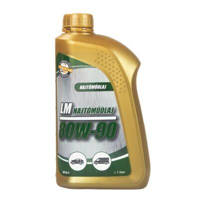 LM HAJTÓMŰOLAJ 80W90 1 liter