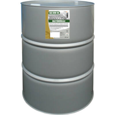 LM HAJTÓMŰOLAJ 80W90 200 liter
