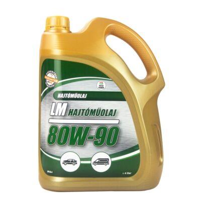 LM HAJTÓMŰOLAJ 80W90 4 liter