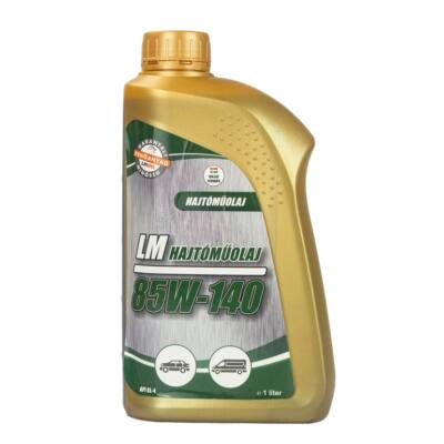LM HAJTÓMŰOLAJ 85W140 1 liter