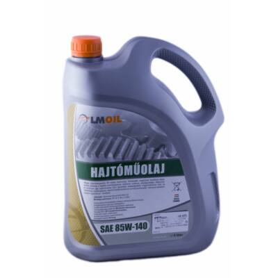 LM HAJTÓMŰOLAJ 85W140 5 liter