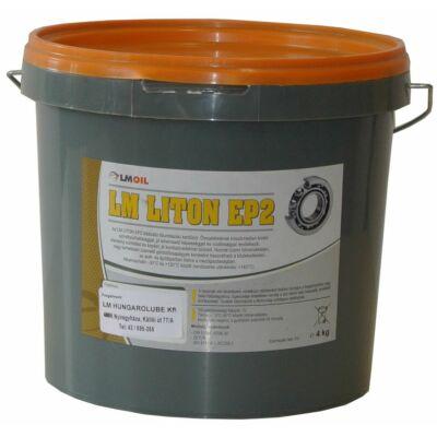 LM Liton EP 2 4kg kenőzsír