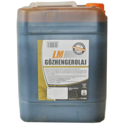 LM SC260 GŐZHENGEROLAJ 10 liter
