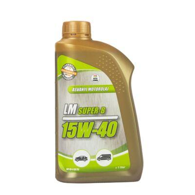 LM SUPER B 15W40 1 liter