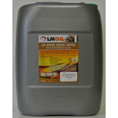 LM Super diesel SHPDO 15w40 20 liter