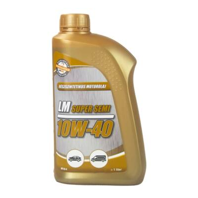 LM SUPER SEMI 10W40 1 liter