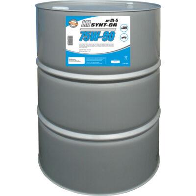 LM Synt-GR 75W90 GL-5 hajtóműolaj 200 Liter