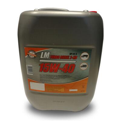 LM TURBO DIESEL 2-HD 15W/40 20 liter