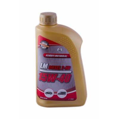 LM TURBO DIESEL 2-HD 15W40 1 liter
