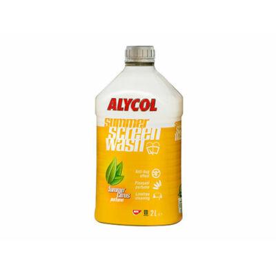 Mol  Alycol Summer Citrus szélvédőmosó folyadék 2L