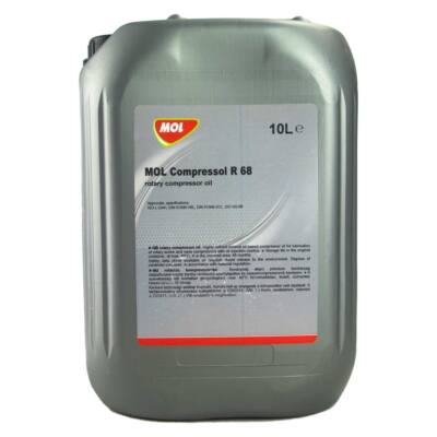 MOL Compressol R 68 10L