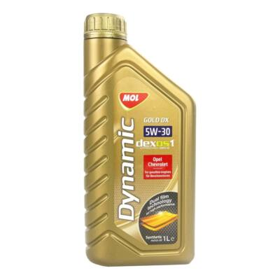 MOL Dynamic Gold DX 5W-30 1L