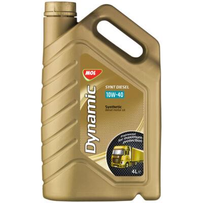 MOL Dynamic Synt Diesel 10W-40 4L