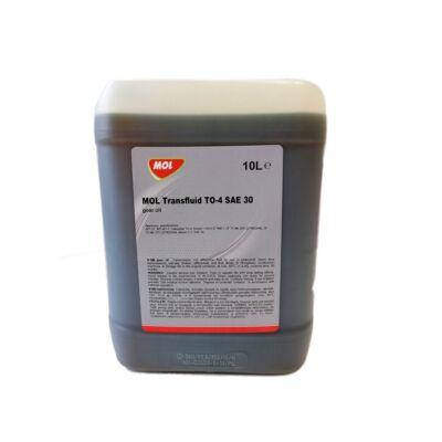 MOL Transfluid TO-4 SAE 30 10L