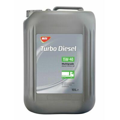 MOL Turbo Diesel 15W-40 10L